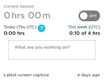 How to write memo on Upwork's time tracker