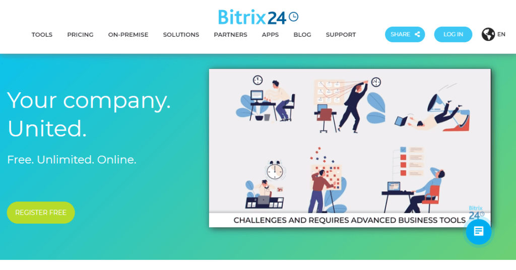 What is Bitrix24?