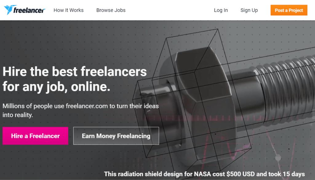 What is Freelancer.com?