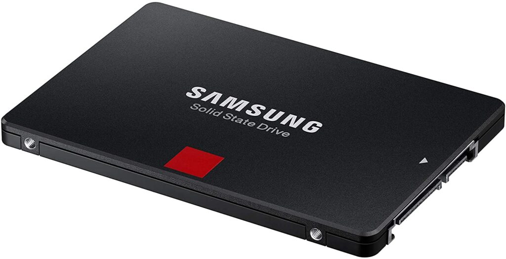 Always choose SSD over HDD
