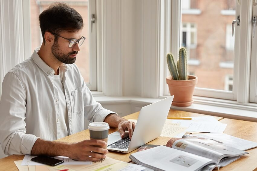 Freelancing requires commitment and self-discipline.