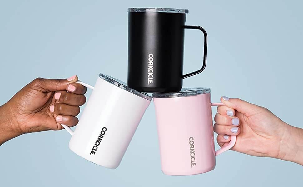 corkcicle coffee mug