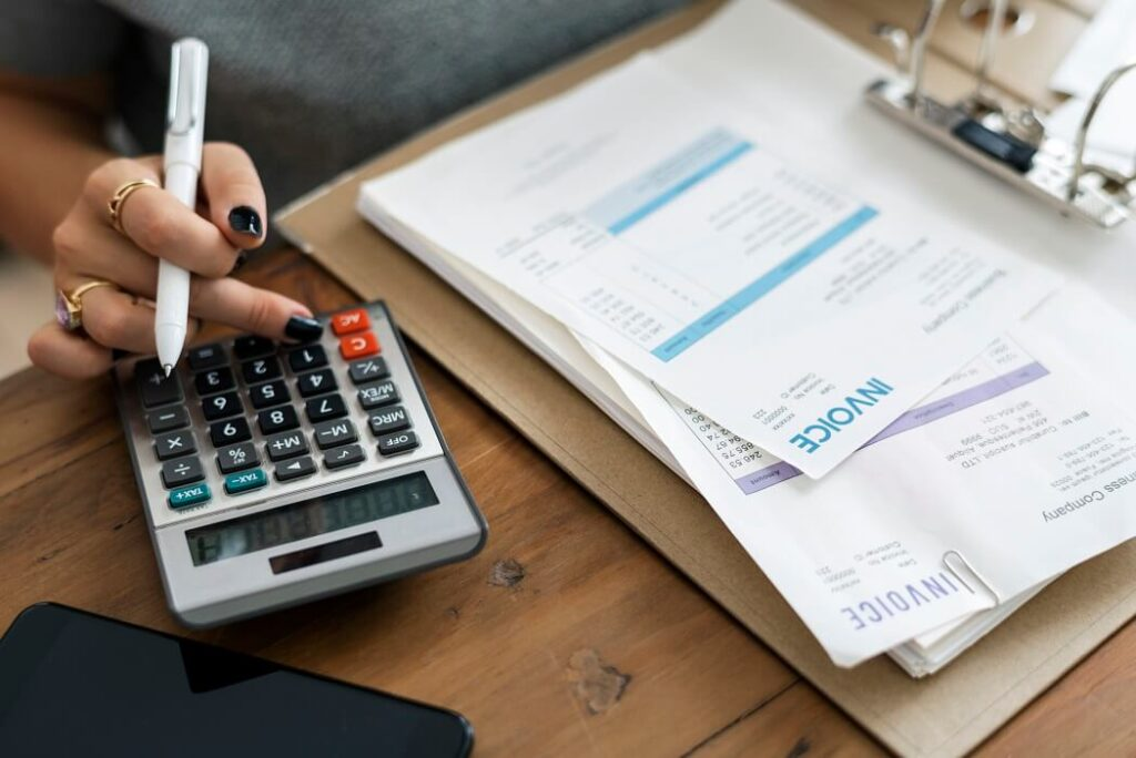 What is an invoice?